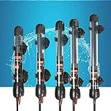 B&K 25 W/50 W/100 W/ 200 W/ 300 W Fish Tank Aquarium Heater Quartz Glass Auto Thermostat Submersible Water Heating Rod – 6 mo