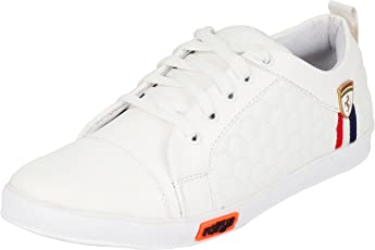 Ethics Perfect White Sneaker Shoes for Men