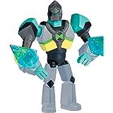 Ben 10 76100E_76145 Multicolor Armored Diamondhead Figure
