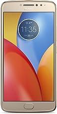 Moto E4 Plus (Fine Gold, 32GB)