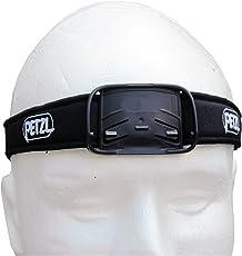 Petzl Erwachsene Ersatzkopfband Tikka+/XP, Schwarz, One Size