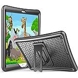 ProCase Kids Case for iPad 10.2 9th Gen 2021 / 8th Gen 2020 / 7th Gen 2019, Shockproof Soft Silicone Case, Lightweight Anti-S