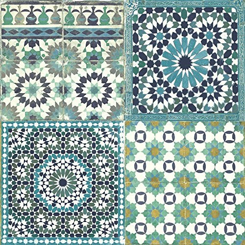 Moroccan Tiles Amazon Co Uk