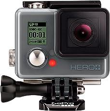 'GoPro Hero + LCD Helmkamera 8Mpix Touchscreen Wifi Bluetooth (Verpackung E-Commerce Auspacken Ohne Sich aufzuregen)