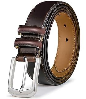 Dautore Cinture Uomo 100% Vera Pelle, Reversibile, Prodotto Artigianale  100% Made in Italy: Amazon.it: Abbigliamento