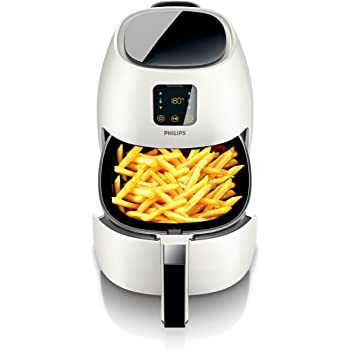 Philips HD9240/30 Avance Collection AirFryer XL Friggitrice low-oil e multicooker, 2100 W, Capienza 1.2 Kg, Bianco