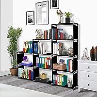 THOS Simple Bookshelf/Multipurpose Rack/Children Bookcases/File Rack for Office/Storage Organizer/Cabinet Shelves for…