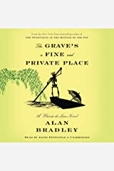 The Grave's a Fine and Private Place (Flavia De Luce) Audio CD