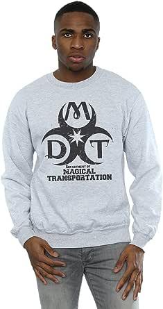 Harry Potter Men's Department of Magical Transportation Logo Sweatshirt