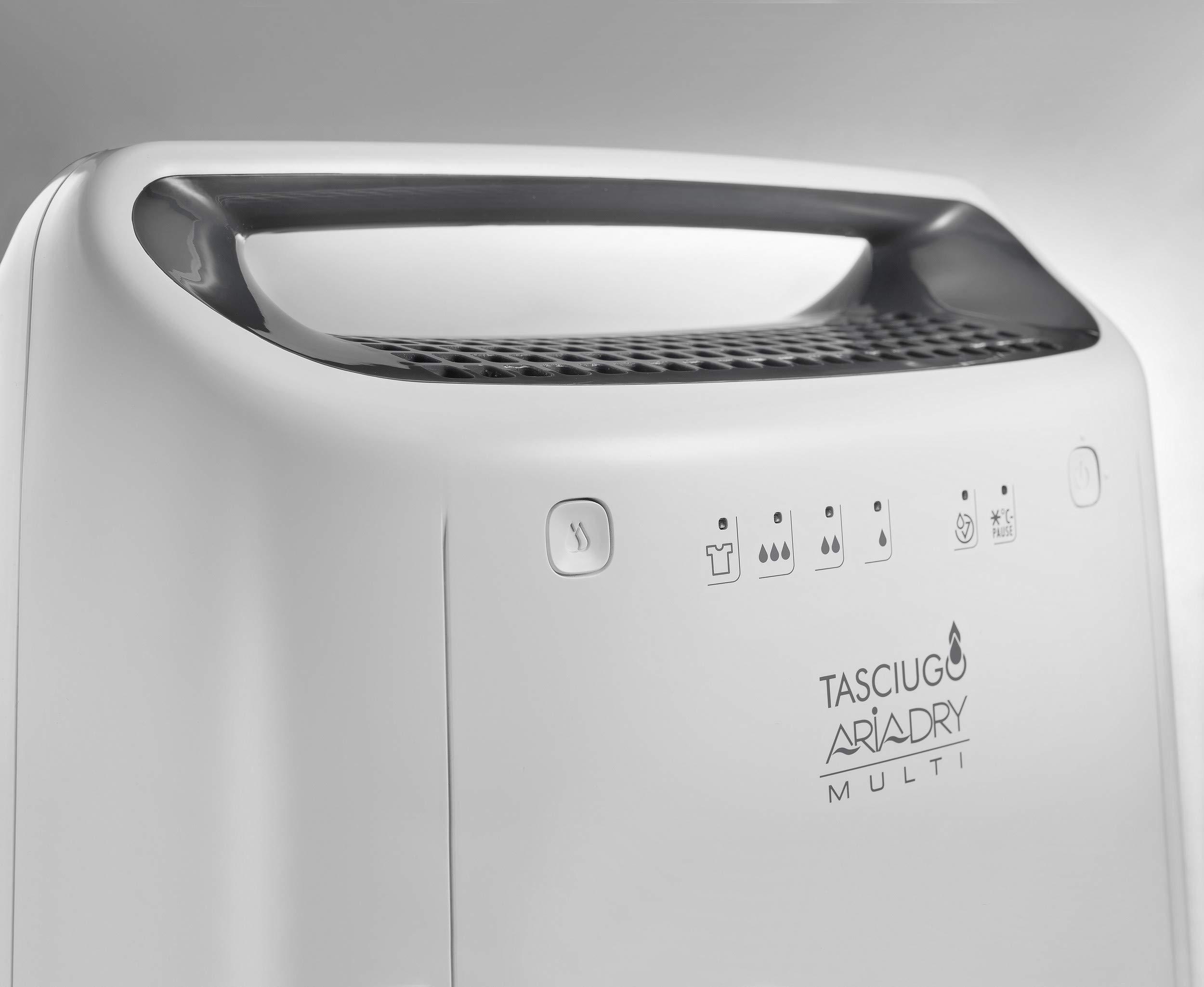 DeLonghi-DEX214F-Deumidificatore-290-W-37-Decibel-Bianco