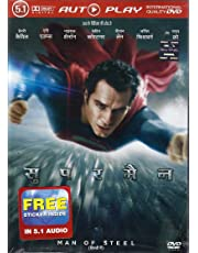 Superman Man of Steel (Hindi)