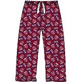 Aykroyd and Sons Mens West Ham Football Club Burgundy Lounge Pants Pyjama Bottoms Pyjamas Size S, M, L, XL