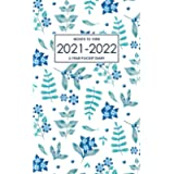 2021-2022 2-Year Pocket Diary: UK Month to View Pocket Planner