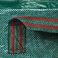 Purovi® 4x Gartensack 280L | Gartenabfälle und Laub | 85cm x Ø 70cm | Doppelte Naht mit Verstärkungsringe | Sack aus Polypropylen-Gewebe PP von Purovi® bei Du und dein Garten