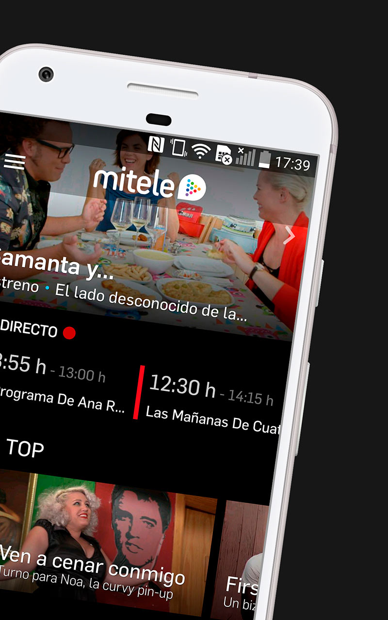 Mitele - TV a la carta: Amazon.co.uk: Appstore for Android