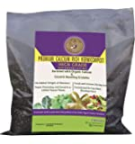 Shehri Kisaan Calcium Rich Earthworm Castings Vermicompost Complete Plant Food 5 kg Pack Enriched with Organic Growth…