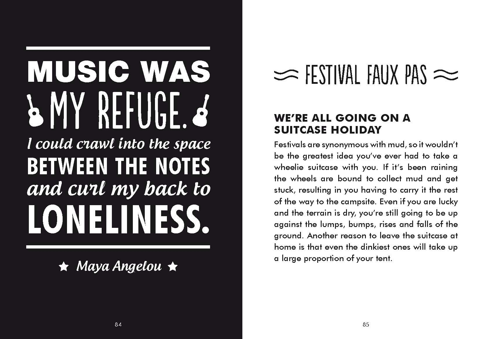 Music Festivals: An Essential Pocket Guide to Surviving in Style 5