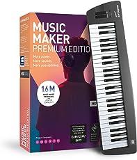 MAGIX Software Music Maker - 2019 Control Edition - Mehr als nur ein Keyboard
