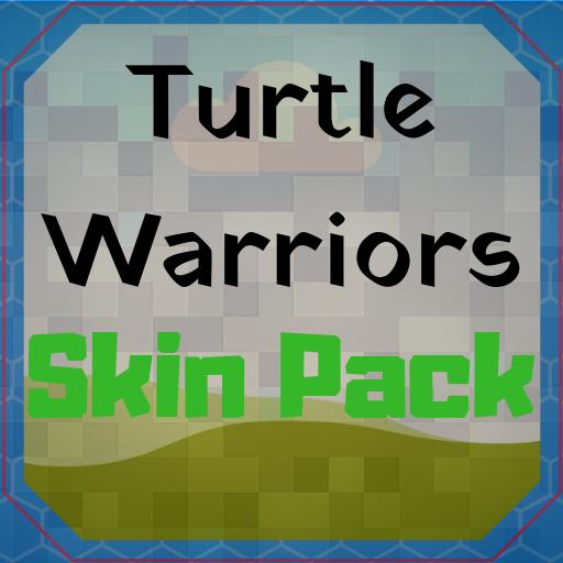 Turtle Warriors Skin Pack