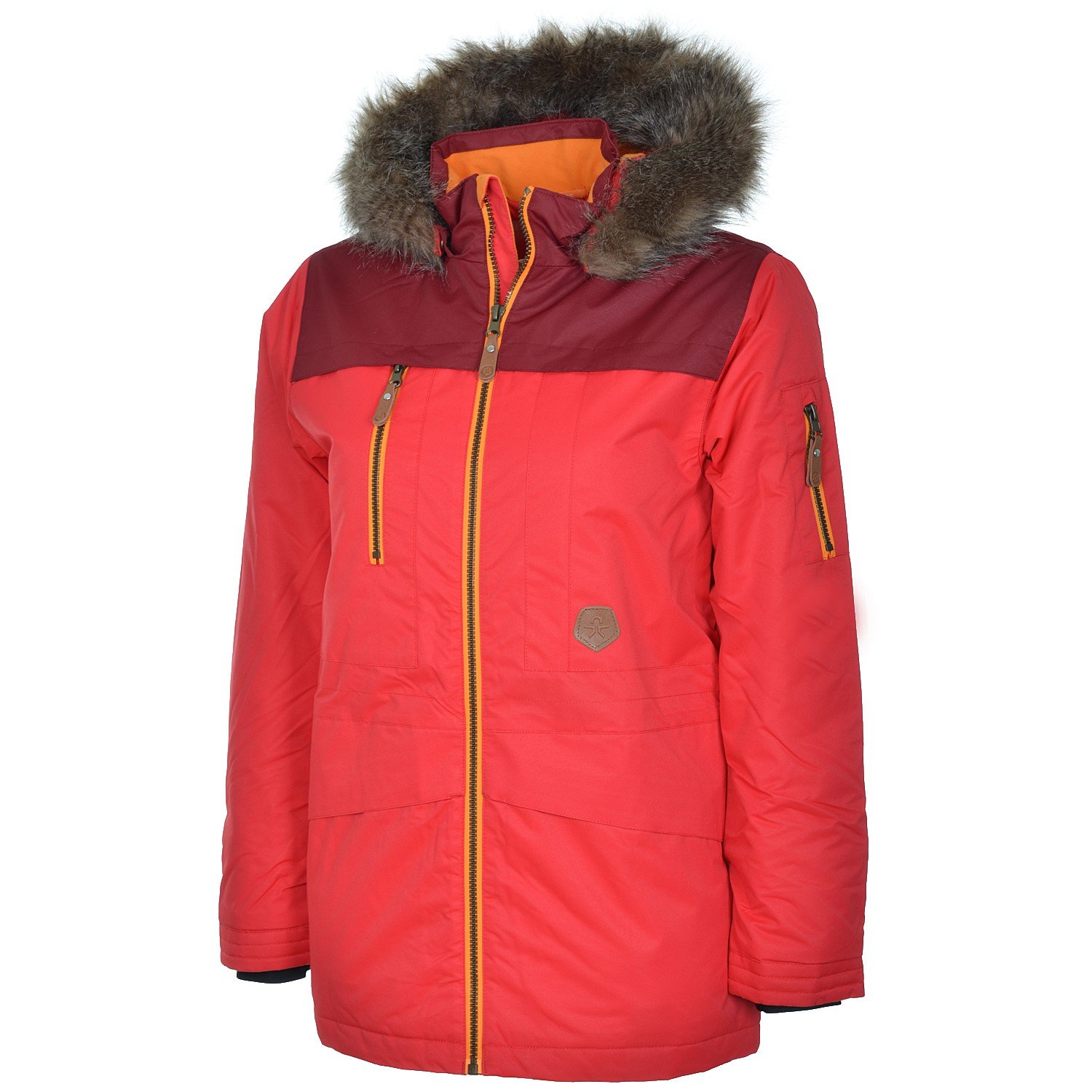 Color Kids Winterjacke Amazonde Sport Freizeit