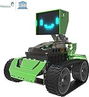 Robobloq 6 in 1 Robot Kit - Robotics for Kids Age 8+, STEM Education - Arduino Coding - Qoopers (174 pcs)