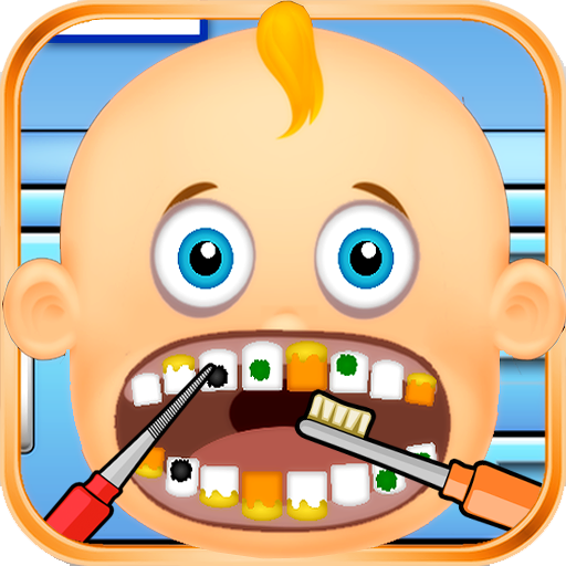 Baby Dentist - Games For Kids (Spielen Spiele Halloween Baby-hazel)