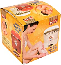 THRIVE Electric Wax and Oil Heater with Auto Cut Off (Multicolour)