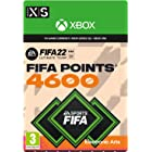 FIFA 22 Ultimate Team 4600 FIFA Points   Xbox - Download Code