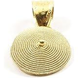 Marrocu Gioielli - Ciondolo Corbula Oro Giallo 18kt