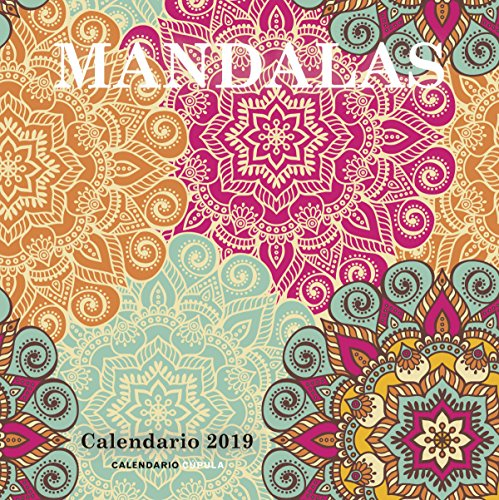 Calendario Mandalas 2019 (Calendarios y agendas)