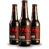 Cerveza 1906 Black Coupage - Paquete de 24 x 330 ml - Total: 7920 ml