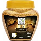 BOBANA- Gold Scrub, 300 gm