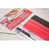 d-c-fix F3996016 Verwerkingsset zelfklevende folie rakelset, rood