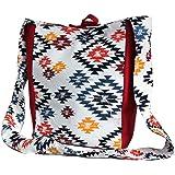 Dekor World Shoulder Bags (Red1)