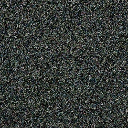Kunstrasen Rasenteppich mit Noppen   Höhe ca. 10,3mm   133, 200 und 400 cm Breite   blau grau   Meterware, verschiedene Größen   Größe: 6,5 x 4 m
