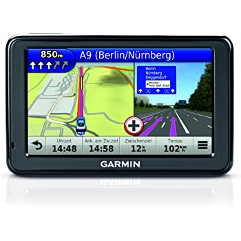 Garmin nüvi 2545 LMT CE Navigationsgerät 5,0: Amazon.de: Elektronik