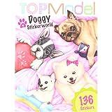 TOP MODEL Stickerworld TOPModel Doggy, multicolor, Talla Única (DEPESCHE 10294)