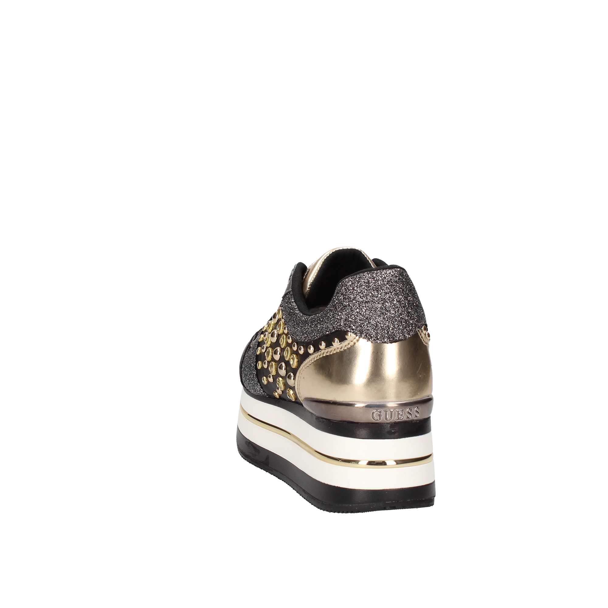 Guess Grooved Logo Print Sneaker   ricciano UNITED KINGDOM