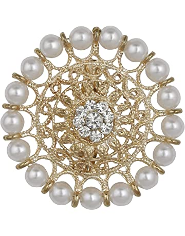 b695937b4aa1a Brooches & Pins: Buy Brooches & Pins Online at Best Prices in India ...