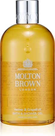 MOLTON BROWN Vetiver and Grapefruit Body Wash, 300ml