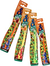 ICPA Kid's Dyny Tooth Brush - Pack Of 4