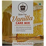 Mills & Browns Natural, Maida/Gluten-free Vanilla Cake Mix Enriched with Healthy Flours (250 g)