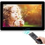 Digital Photo Frames,Newest UI Design YENOCK 8.2 inch 1280 x 720 High Resolution Full IPS Photo/Music/Video Player…