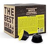 Note d'Espresso - Thé au Citron - Capsules Exclusivement Compatibles avec les Machines NESCAFE* DOLCE GUSTO* - 48 caps