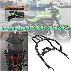Motorrad Gepäckbrücke Gepäckträger Stahl Verlängern Cargo Bag Case Box Träger Für 2018 Kawasaki Z900rs Z 900 Rs Abs Cafe Abs Auto