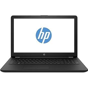 HP 15 Intel Core i3 7th Gen 15.6-inch Thin and Light Laptop (4GB/1TB HDD/DOS/Jet Black/1.86 Kg), BU034tu