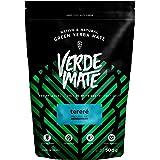 Yerba Mate Verde Mate Green Tereré 500 g, Verde Mate Terere, Yerba Mate dal Brasile, Duramente rinfrescante yerba mate, Senza