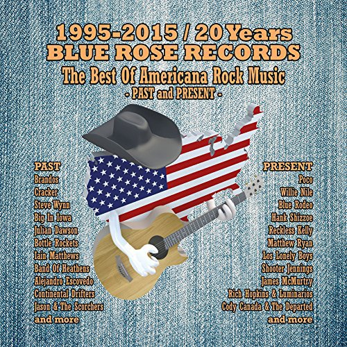 20 Years Blue Rose Records-Best of Americana Rock -