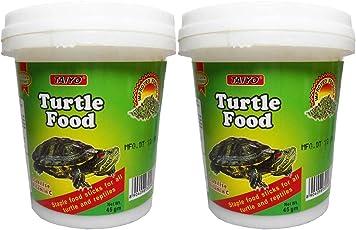Taiyo Turtle Food, 45g - Pack of 2