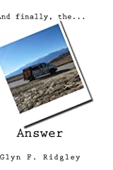 Answer Kindle Edition